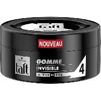 Cire - Pate - Gelee Coiffante - Gel Fixateur - Lait Coiffant Gomme Coiffante Invisible Taft