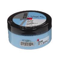 Cire - Pate - Gelee Coiffante - Gel Fixateur - Lait Coiffant L OREAL PARIS Studio Line Special remix - 150ML