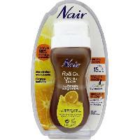 Cire D'epilation - Kit Cire D'epilation NAIR Cire au sucre roll on - Agrume - 100 ml