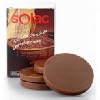 Cire D'epilation - Kit Cire D'epilation Solac 21284 Recharge de 10 pastilles cire chocolat
