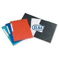 Classement - Archivage 10 Chemises Eurofolio - A4 - Noir