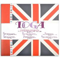 Classement - Archivage Album Londres - 20x20 cm