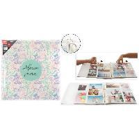 Classement - Archivage Album photo a 3 anneaux - 300 photos - 10 x 15 cm - Papillons - Aucune