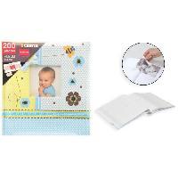Classement - Archivage Album photo bébé / enfants - 200 photos - 10 x 15 cm - Aucune
