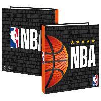 Classement - Archivage NBA Classeur A4 193NBA103C40 - Couverture carton rigide - 4 anneaux métal - Dos 4 cm - 26 x 32 cm Aucune