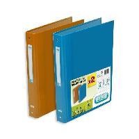 Classement - Archivage OXFORD Lot de 2 Classeurs Color Life - Dos 40 mm - A4 Elba