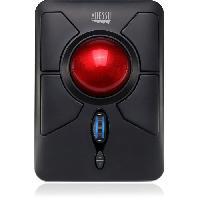 Clavier - Souris - Webcam ADESSO Souris Trackball ergonomique T50