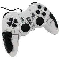 Clavier - Souris - Webcam Manette BetterPlay Filaire - Blanche