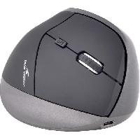 Clavier - Souris - Webcam Souris ergonomique - Sans fil - Bluestork - Optique - 1 200 dpi - 6 Boutons - PC / MAC