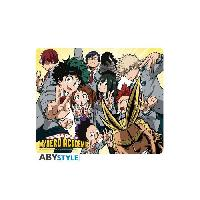 Clavier - Souris - Webcam Tapis de souris My Hero Academia - Classe - ABYstyle