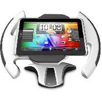Clavier - Souris - Webcam Volant pour tablette tactile basic - Sans Bluetooth et batterie