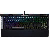 Clavier D'ordinateur CORSAIR Clavier Gamer Mecanique K95 RGB Platinum Cherry MX Speed -CH-9127014-FR-