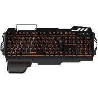 Clavier D'ordinateur Clavier gamer Konix World Of Tanks K-50 S/MK