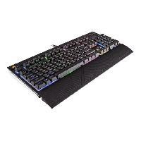 Clavier D'ordinateur clavier Gaming STRAFE RGB Cherry MX Silent