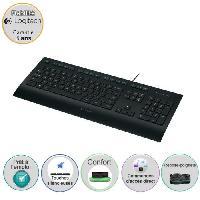 Clavier D'ordinateur clavier filaire - K280e