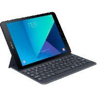 Clavier Pour Tablette Tactile SAMSUNG Clavier et étui Book Cover - Tab S3 - Gris