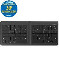 Clavier Pour Tablette Tactile Universal Foldable Keyboard