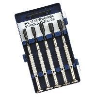 Cle A Cliquet - Cle A Douille - Cle Dynamometrique Jeu de 6 cles a douille de precision - Noir