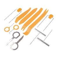 Cle Extraction Kit cles extraction autoradio et outils de demontage