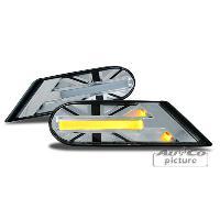 Clignotants Clignotant de cote LED Mini Union Jack Design2