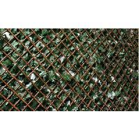 Cloture - Canisse - Brise Vue - Grillage - Panneau Treillis osier extensible Catral Long.2m Haut.1m
