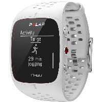 Coach Sportif - Suivi Activites Quotidiennes M430 Montre Sport GPS Cardio Poignet Blanc