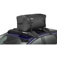 Coffre De Toit HANDIWORLD HandiHoldall 175 Litres - Coffre de toit souple et pliable - Etanche - Noir