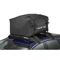 Coffre De Toit HANDIWORLD HandiHoldall 400 Litres - Coffre de toit souple - Pliable - Etanche - Noir
