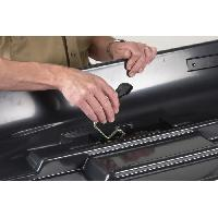 Coffre De Toit MONTBLANC Coffre de toit 430L - Triton 450 -  Noir