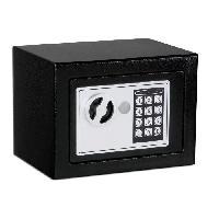 Coffre Fort ELEM TECHNIC Coffre-fort de securite electronique 2.9 L 17x23x17 cm