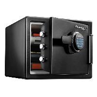 Coffre Fort MASTER LOCK Coffre-fort de sécurité a combinaison électronique ignifugé et résistant a l'eau 22 Litres