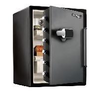 Coffre Fort MASTER LOCK Coffre-fort sécurité a combinaison électronique - Noir et gris anthracite