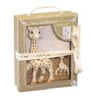 Coffret Cadeau Bebe Coffret Prestige So'pure Sophie la Girafe