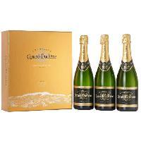 Coffret Cadeau Coffret - 3 Canard Duchene Authentic Brut - Generique
