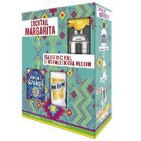 Coffret Cadeau Coffret Cocktail Margarita - San Jose Tequila 35 70 cl - Marie Brizard Triple Sec Liqueur 39 35 cl - Shaker Gradue Presse citron - Generique