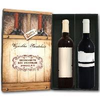 Coffret Cadeau Coffret Decouverte des Vignobles Bordelais - Class Wine