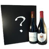 Coffret Cadeau Coffret Dégustation Aveugle Rhône vs Bourgogne