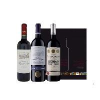 Coffret Cadeau Coffret Trilogie Bordeaux Médaillés d'Or