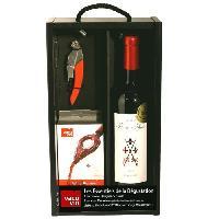 Coffret Cadeau Coffret Vacuvin essentiels sommelier - Class Wine