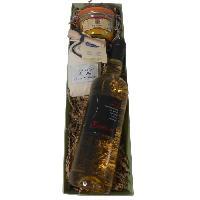 Coffret Cadeau Coffret cadeaux Tandem avec vin et foie gras - Generique