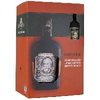 Coffret Cadeau Coffret rhum Diplomatico Mantuano + Mignonette - Rhum vieux - Venezuela - 35vol - 70cl