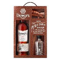 Coffret Cadeau Dewar's 12 ans Whisky Single Malt 70 cl - 40o + Coffret - Generique