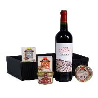 Coffret Cadeau Epicerie - Epicerie Coffret gourmet Saveurs d'autrefois