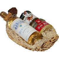 Coffret Cadeau Epicerie - Epicerie LES RECETTES CUITES AU CHAUDRON ET JEAN CIRON - Corbeille canard gourmand 300g - Lucien Georgelin