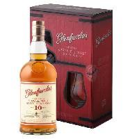 Coffret Cadeau Glenfarclas 10 ans - Highland Single Malt Scotch Whisky - 40 - 70 cl - Coffret + 1 verre - Generique