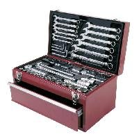 Coffret Consommable Caisse outils Pro 68 pieces chrome vanadium