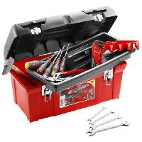 Coffret Consommable Caisse polypropylene 20 outils