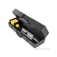 Coffret De Communication Coffret niveau laser rotatif Precision 0.5 mm