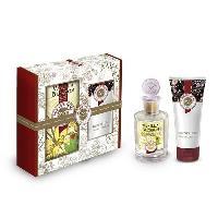 Coffret De Parfum MONOTHEME Vanilla Blossom Coffret Eau de toilette 100 ml + Gel de douche 75 ml