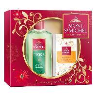 Coffret De Parfum MONT SAINT-MICHEL Coffret Eau de Cologne Fraicheur Intense 250 ml + Savon Douceur 125 g